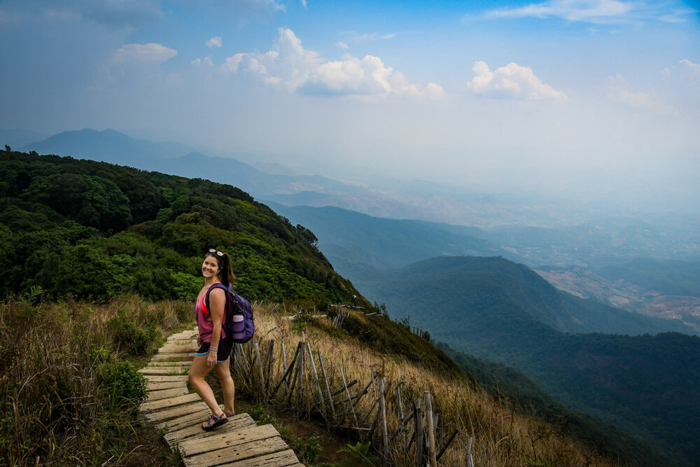 Best Time to Visit Thailand | Doi Inthanon
