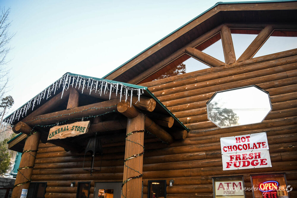 Things to Do in Tucson Mount Lemmon General Store