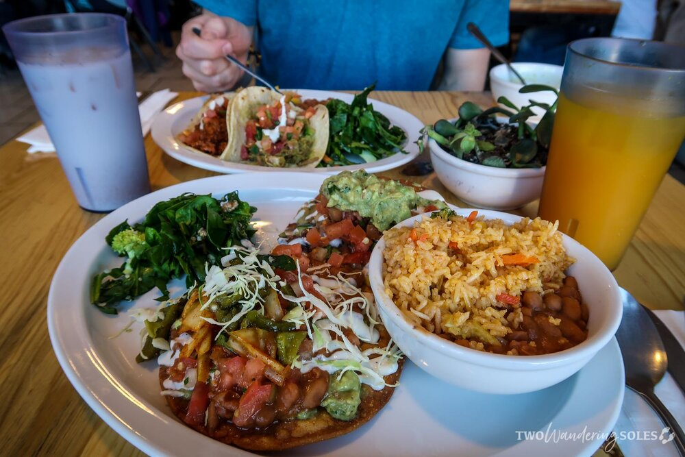 Things to Do in Tucson Mexican Food Tumerico