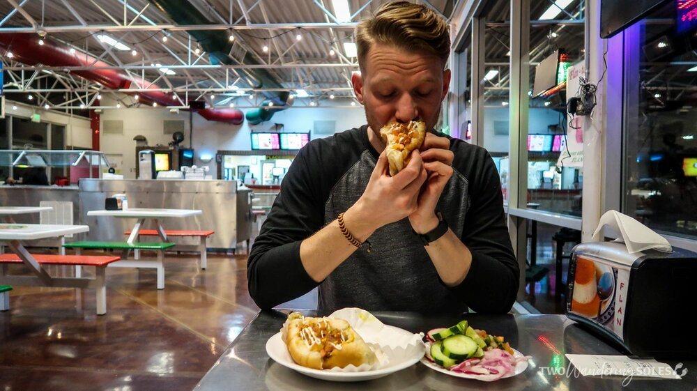 Things to Do in Tucson Eat a Sonoran Dog