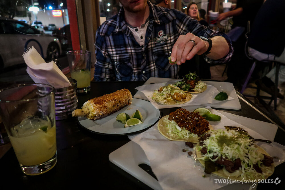Things to Do in Tucson Mexican Food