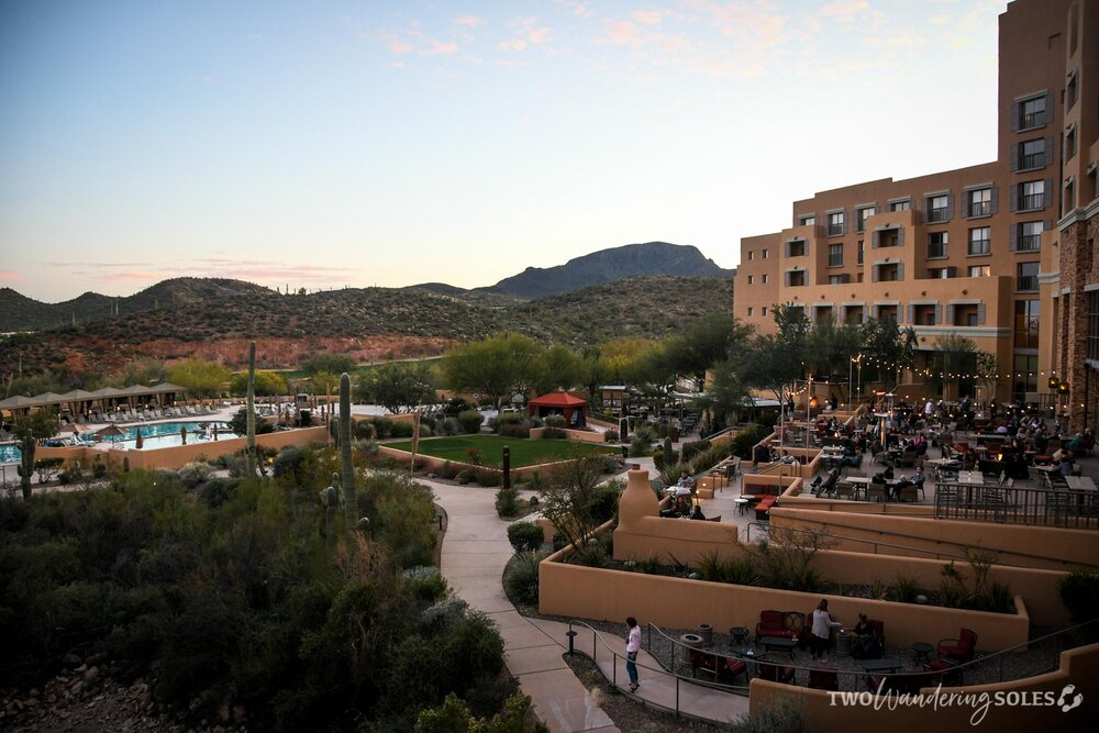 Things to do in Tucson JW Marriott Salud