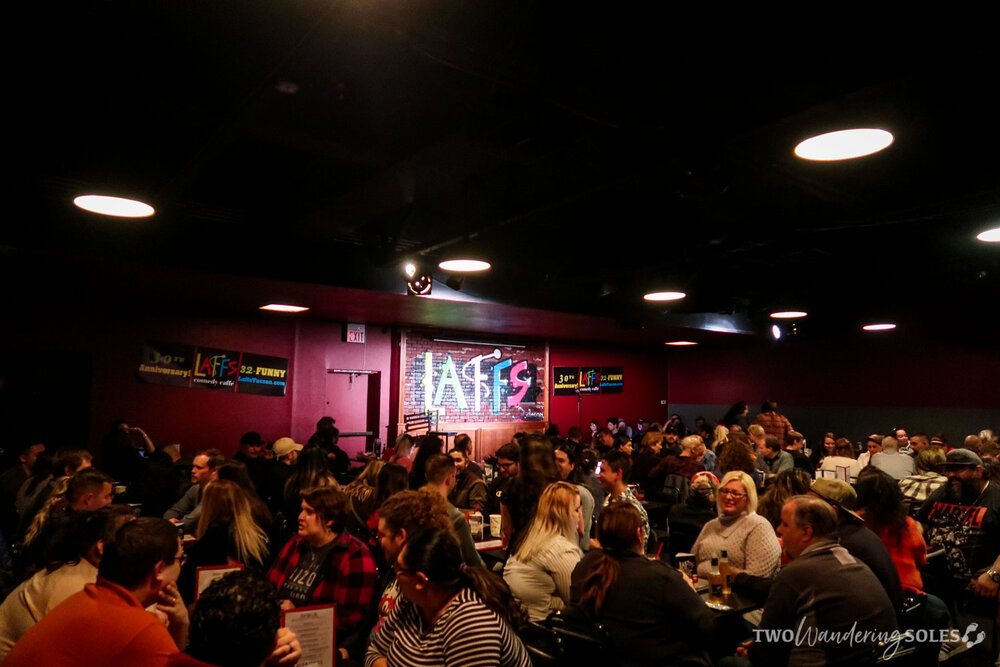 Things to do in Tucson Laffs Comedy Club