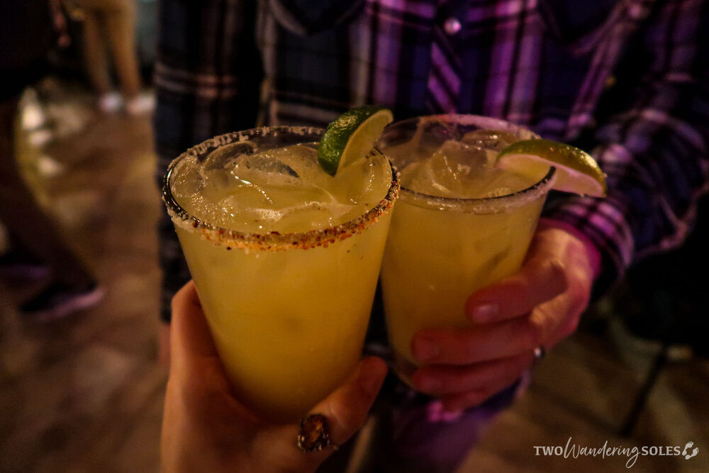 Things to do in Tucson Margaritas