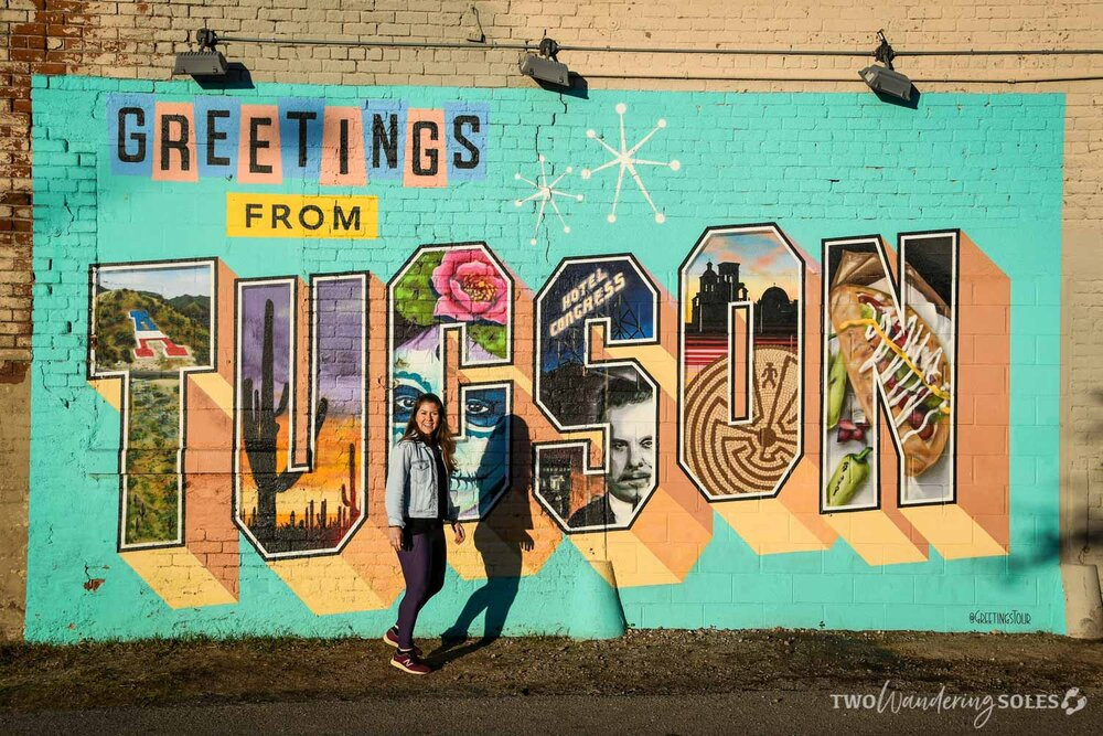Greetings from Tucson Street Art