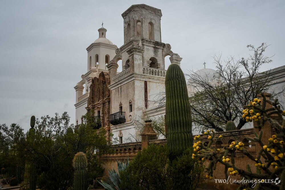 Things to do in Tucson Mission San Xavier del Bac