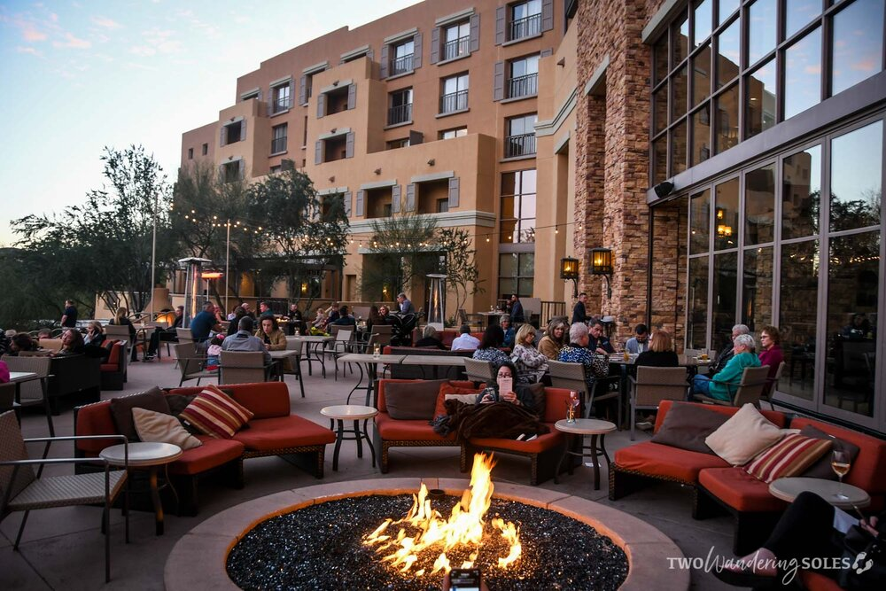 Hotels in Tucson JW Marriott Tucson Starr Pass Resort