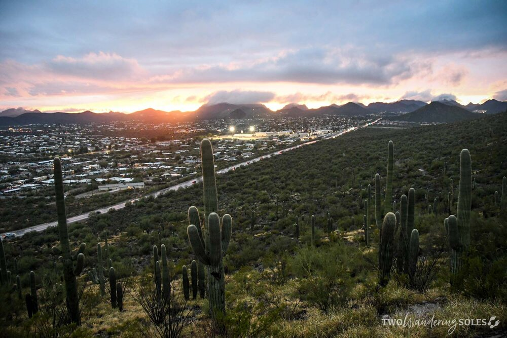 Things to do in Tucson Sentinel Hill Viewpoint