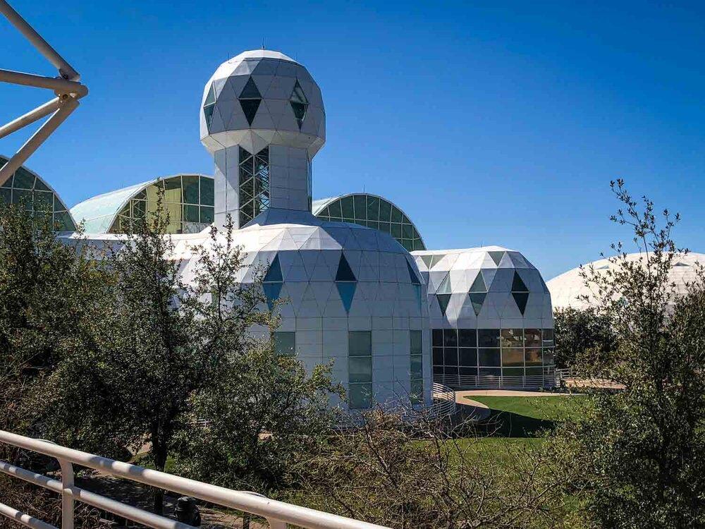 Biosphere 2   Photo Credit: My Mom ;)