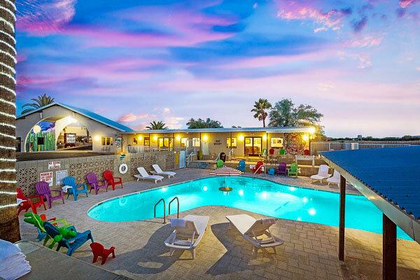 Hotels in Tucson Hotel McCoy