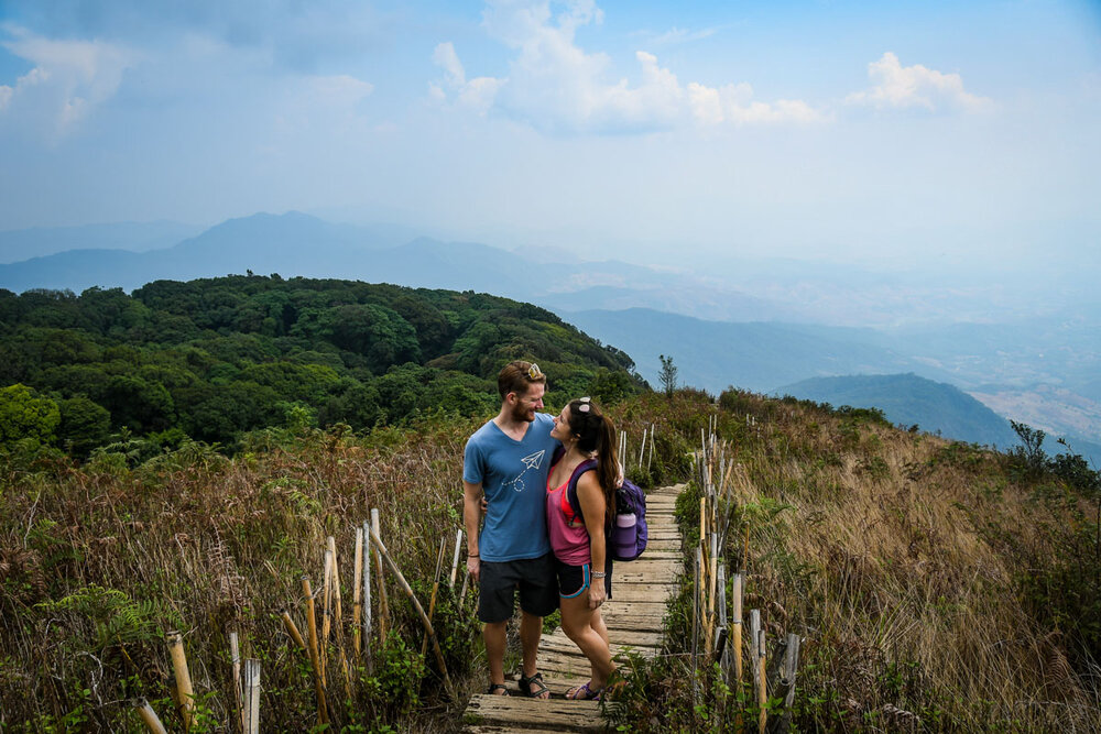 Things to do in Chiang Mai Doi Inthanon National Park