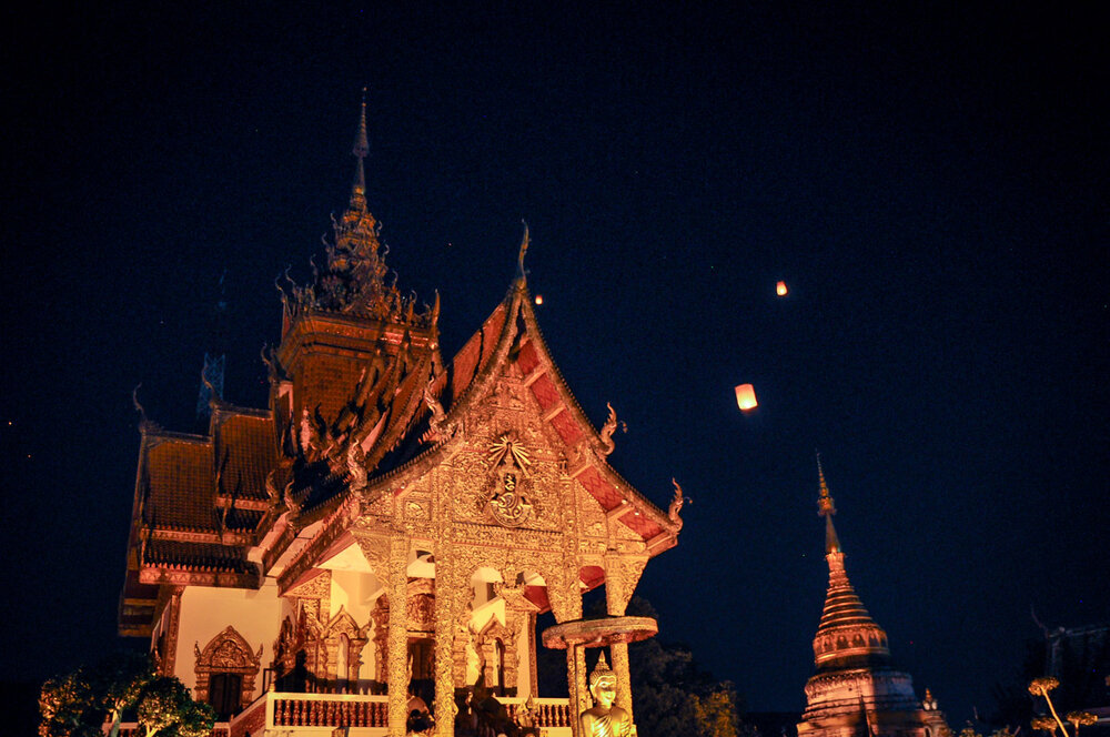 Things to do in Chiang Mai Temples