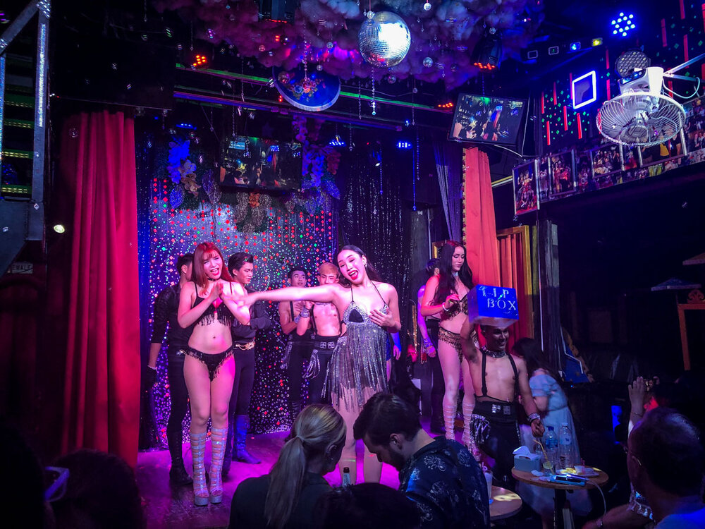 Things to do in Chiang Mai Cabaret Bar