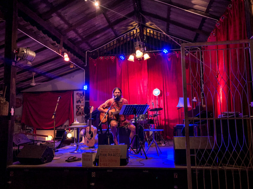 Things to do in Chiang Mai Live Music