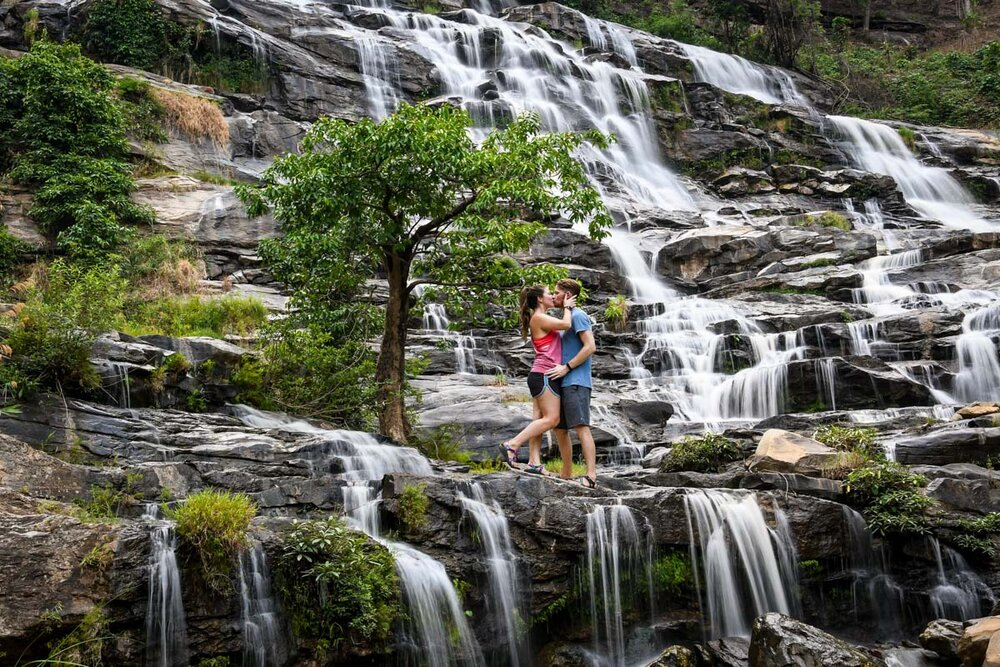 Things to do in Chiang Mai Mae Ya Waterfall