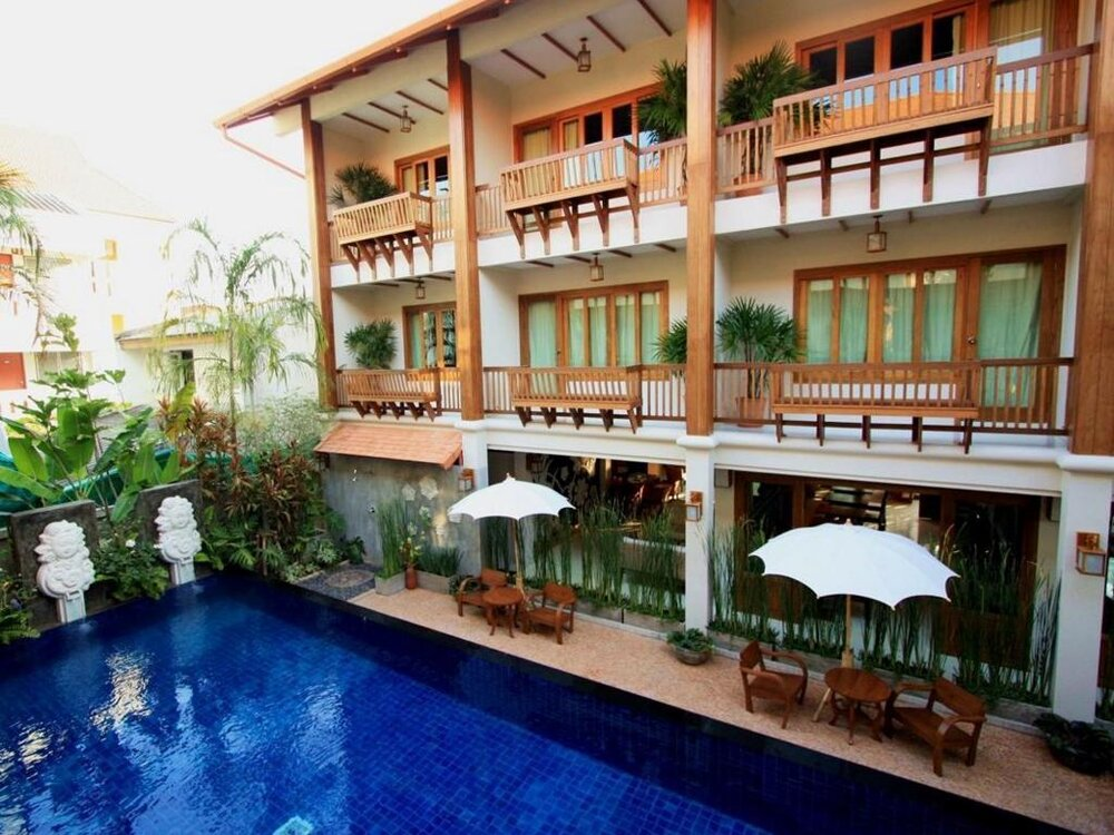 Where to Stay in Chiang Mai | Vieng Mantra Hotel