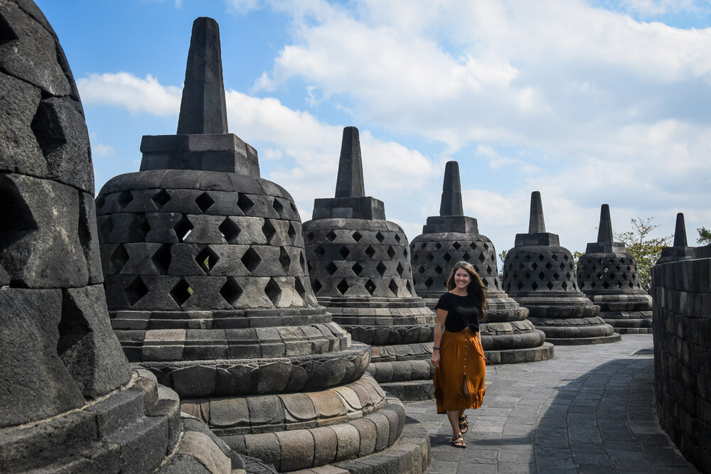Things to do in Java Borobudur Temple