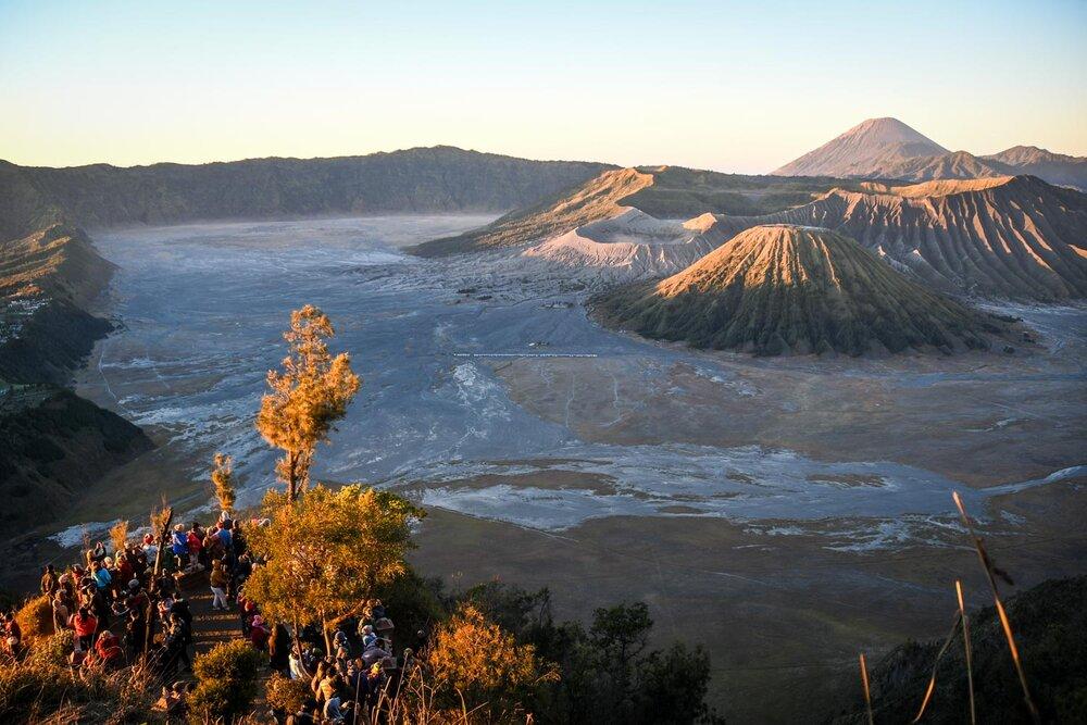 Things to do in Java Mount Bromo Sunrise Viewing Platform