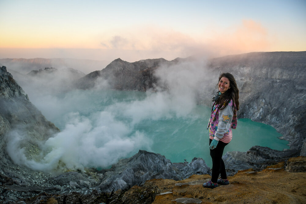 Things to do in Java Ijen Crater Sunrise