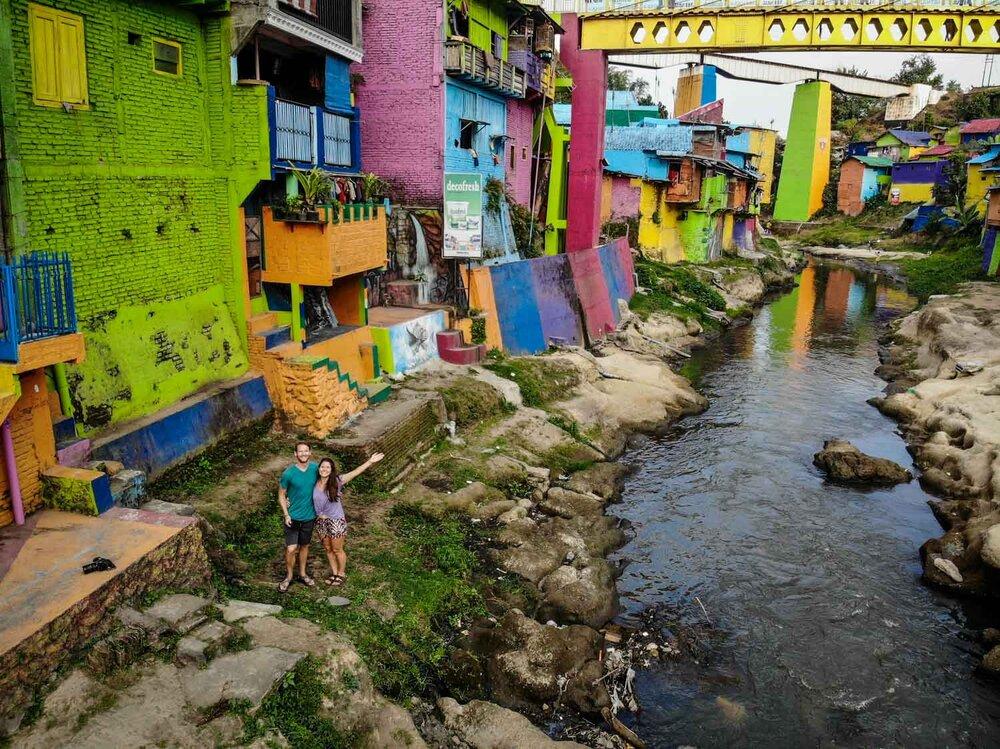 JavaThings to do in Java Rainbow Village Jodipan