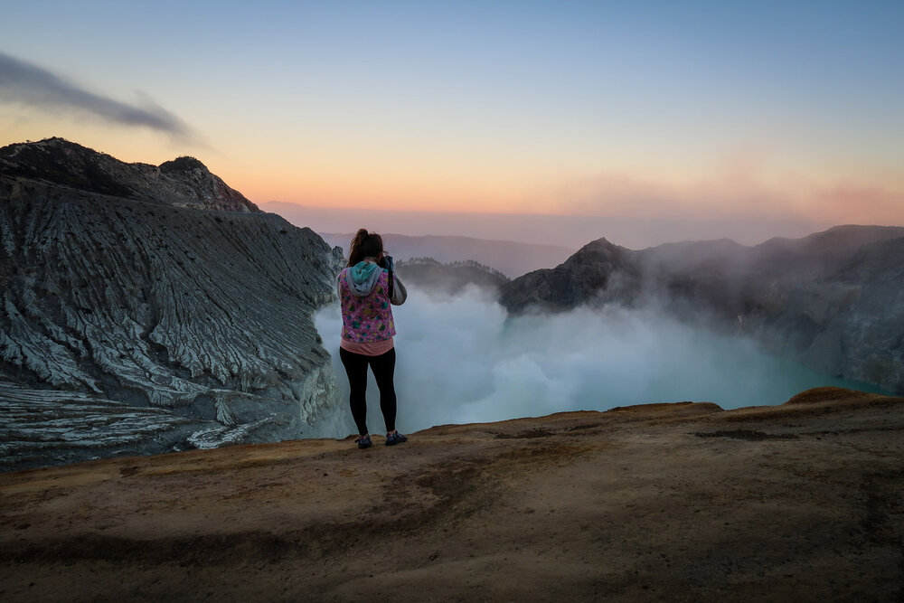 Things to do in Java Ijen Crater