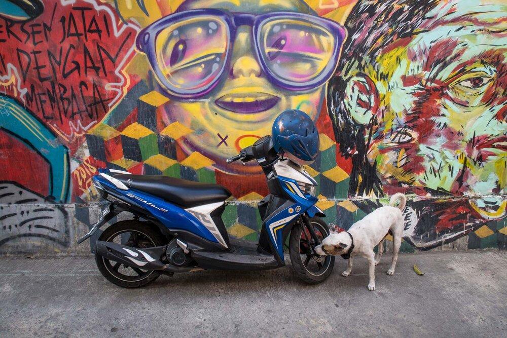 Java Rent a Motorbike