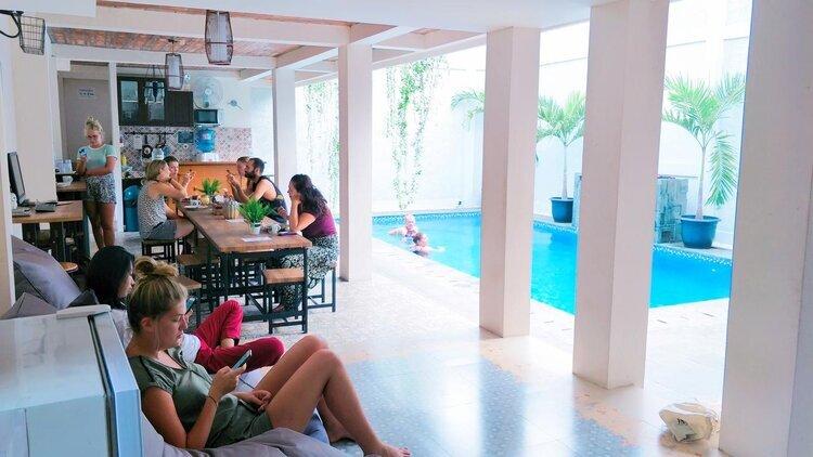 Where to Stay in Yogyakarta | Otu Hostel by Ostic