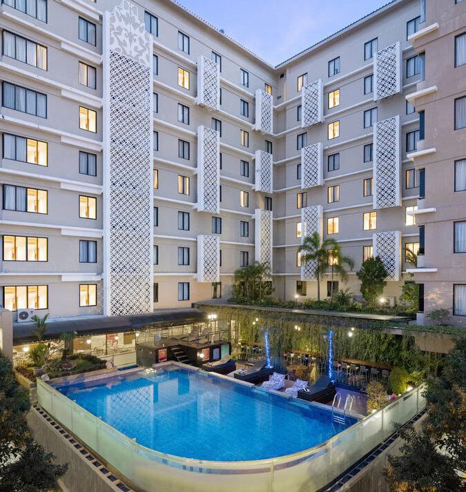 The Alana Hotel & Conference Center Malioboro Image source: Booking