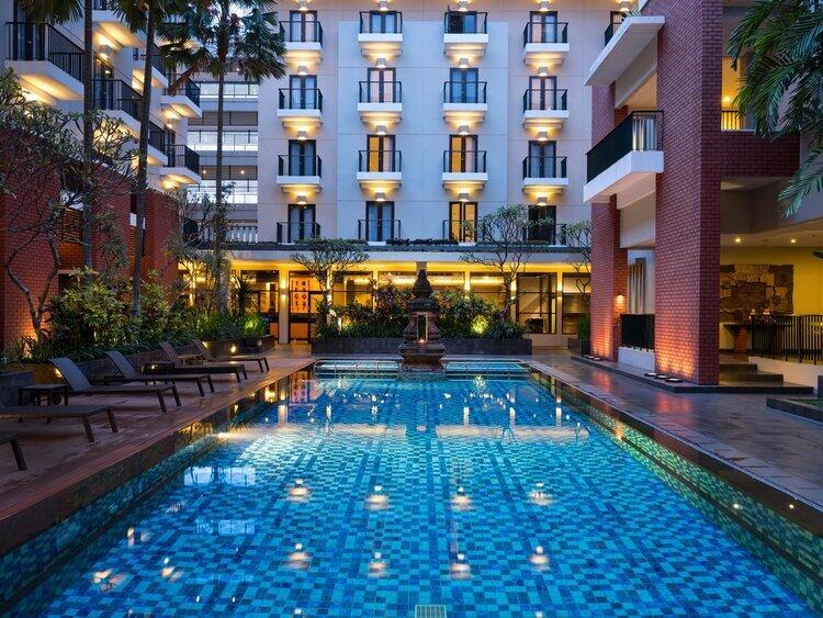 Hotel Santika Premiere Malang Image Credit: Booking
