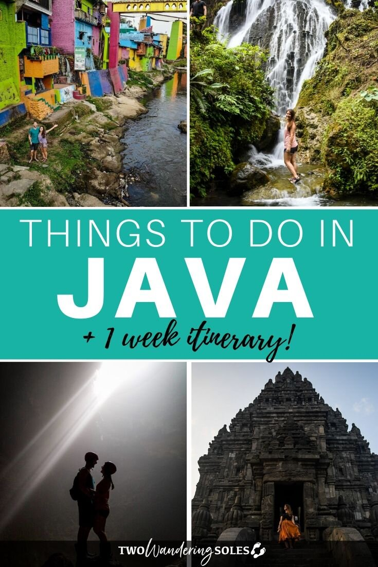 Things to Do in Java | Two Wandering Soles