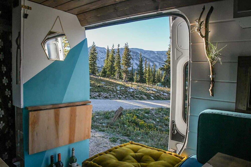 Campervan Cost Decor