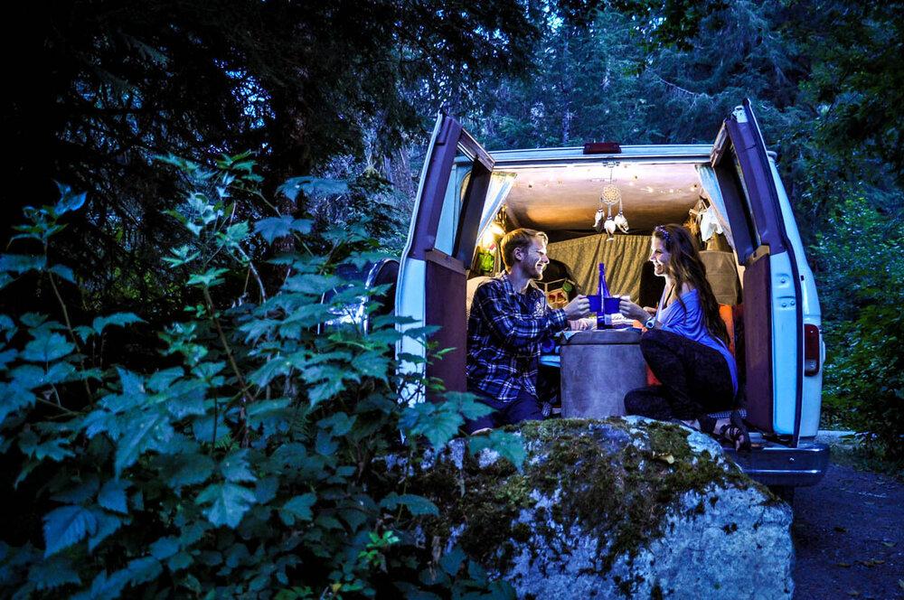 Campervan Costs Budget Van Build Vinny