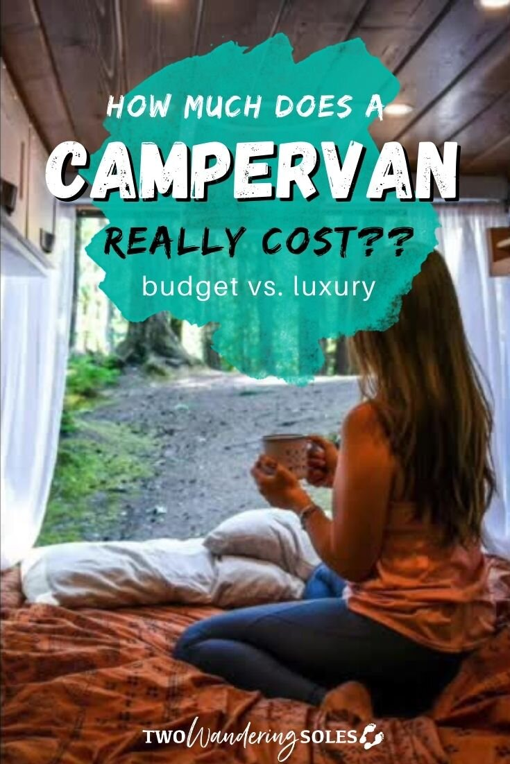 How Much Does a Campervan Cost? | Two Wandering Soles
