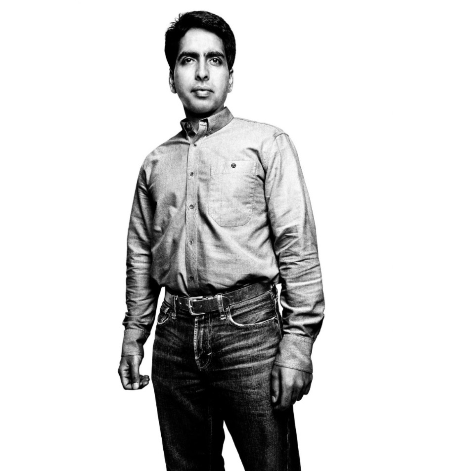 I know this is not Bill but was thinking if they want us to shoot the portraits we could, similar style might be nice. This is Salman Kahn by Platon, i just threw this in as a filler but I do like this style. We could also suggest one of the Advisory Committee Members shoot the portraits too, thoughts?