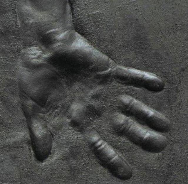 Eli Benveniste - Rubber on Canvas