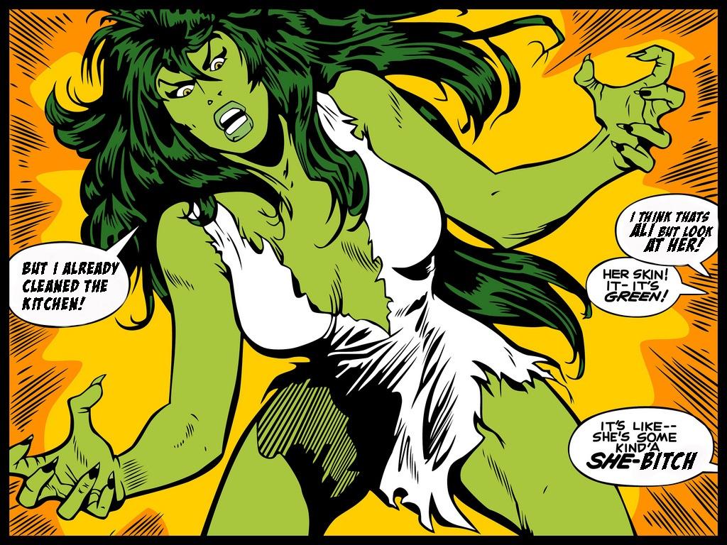 Illustration - Marvel Studios - John Buscema & Chic Stone -