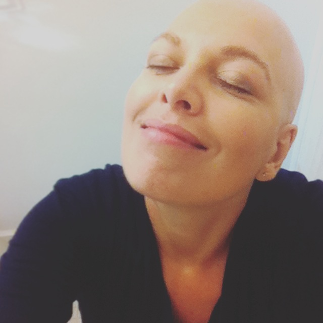 Chemo days are over!
