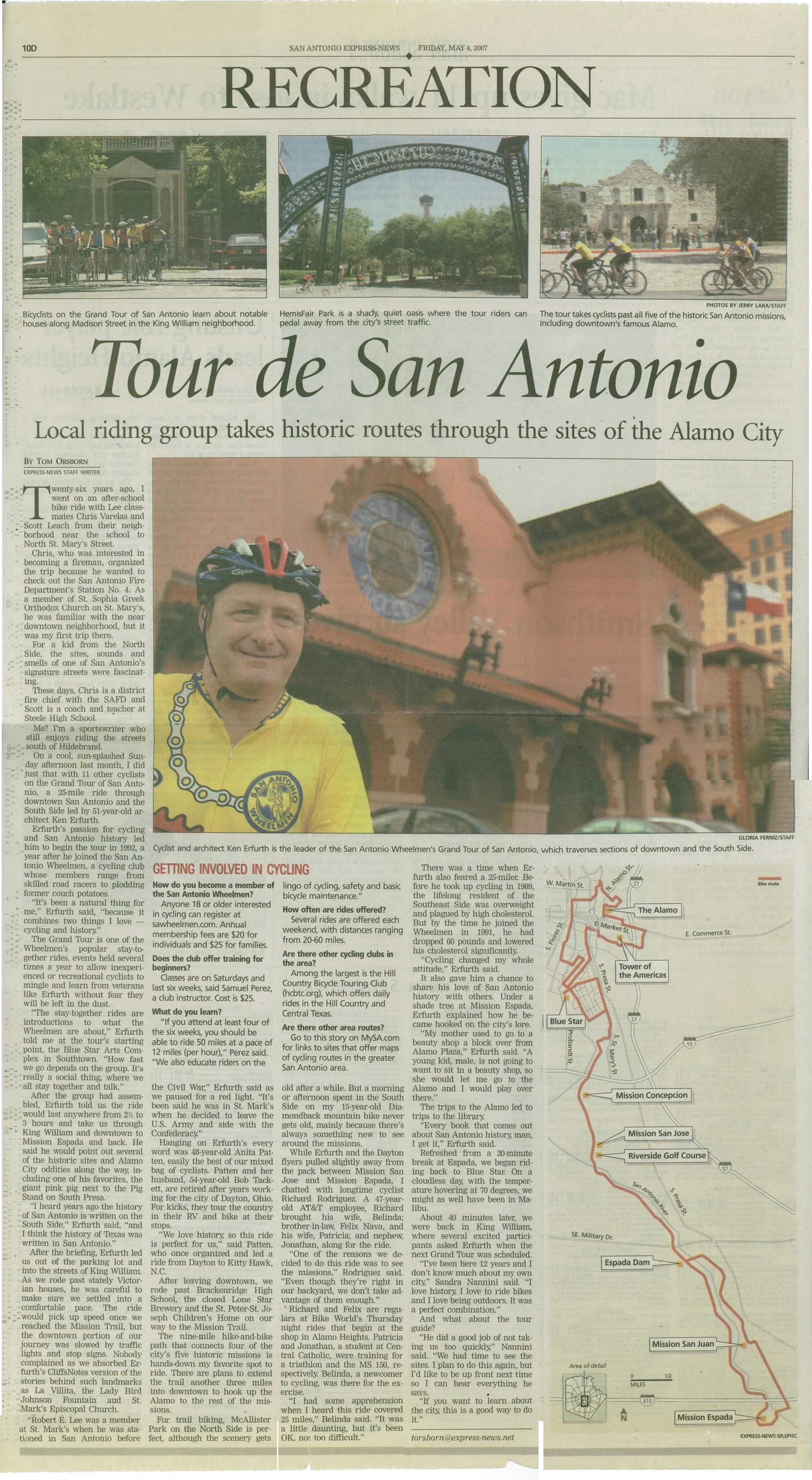 Tour de San Antonio EN Article May 4, 2007.jpg