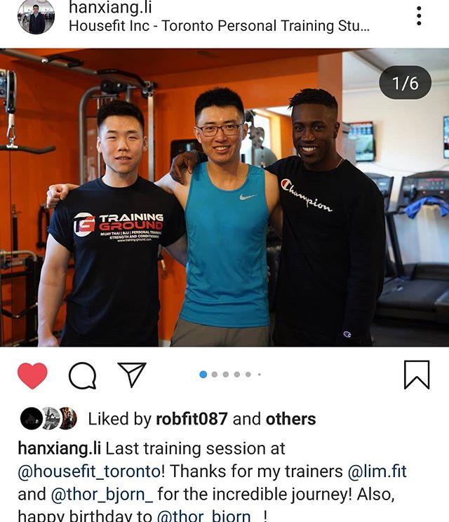 . . . . . . .  #housefit_toronto #congrats #greatworkSam! #personaltraining  #personaltrainingtoronto #personaltrainer #torontotrainer #torontogyms #the6 #toronto #torontolife #yyz #thesix #tdot #416 #northyork #fitfam #instafit #beforeandafter #beastmode #weightloss #exercise #train #diet #the6ix #fitness #instagram  #weightlosstransformation #transformation #gta
