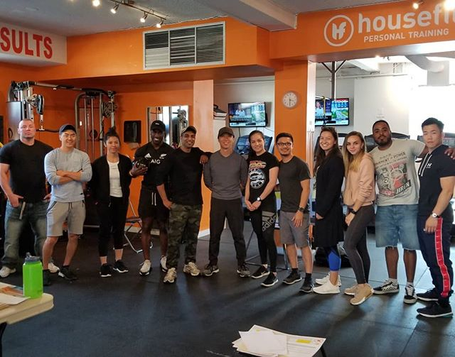 At HouseFit, our best asset is our people! . . . . . . .  #housefit_toronto #teammeeting #teamwork #northyorkpersonaltrainer #personaltraining #personaltrainingtoronto #personaltrainer #torontotrainer #torontogyms #the6 #toronto #torontolife #yyz #thesix #tdot #416 #northyork #fitfam #instafit #beastmode #weightloss #exercise #train #diet #the6ix #fitness #instagram  #weightlosstransformation #transformation #gta