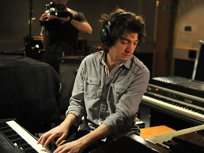 Maida Vale BBC session, 2012