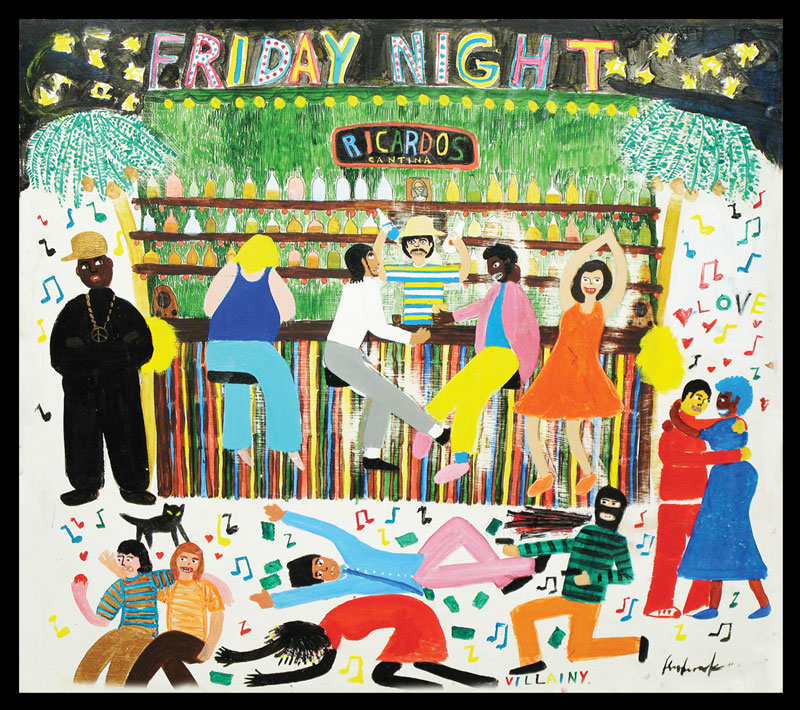 Friday Night (2008)