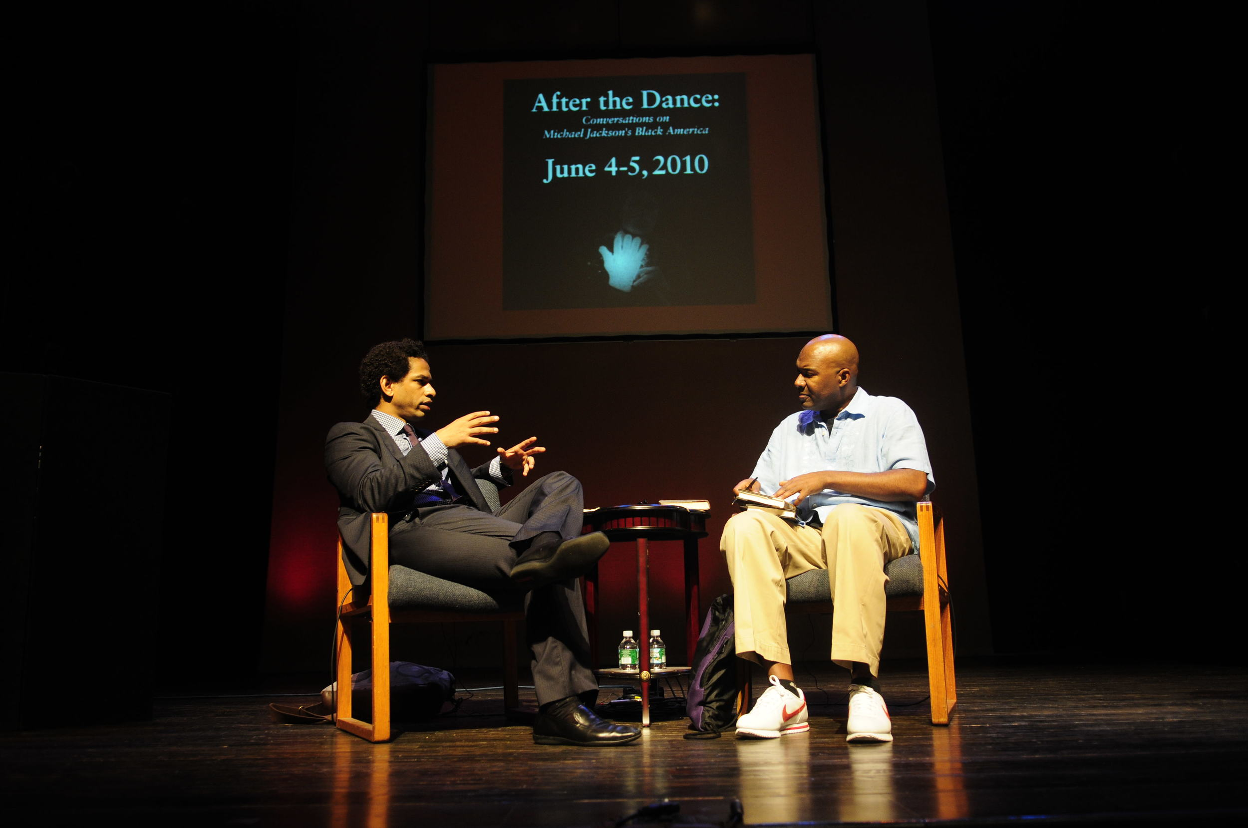 Opening Plenary: Toure and Nelson George