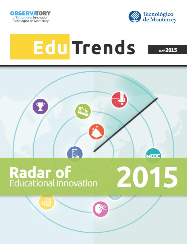 EdTech Radar 2015 Cover