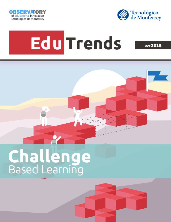 Challenge Based Learning Cover