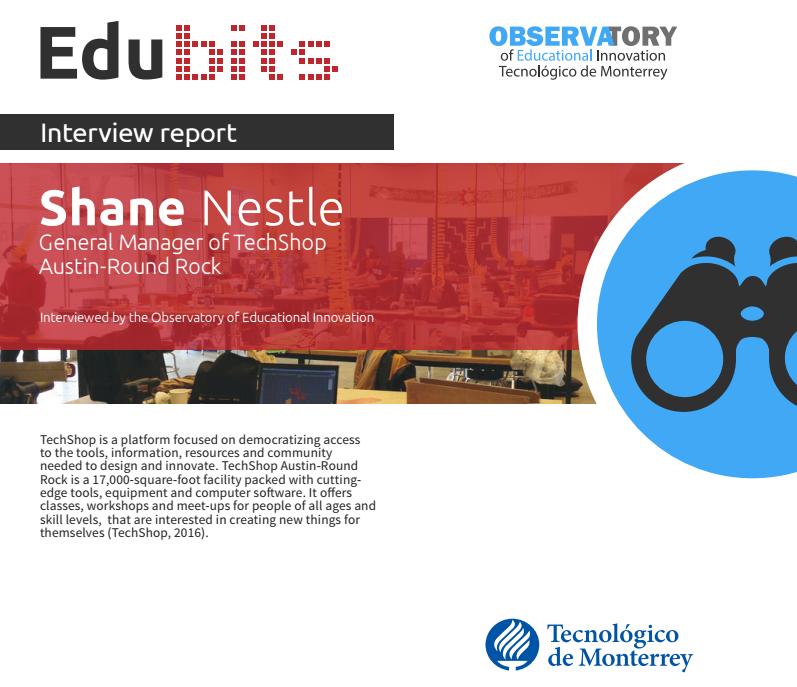 Interview Shane Nestle