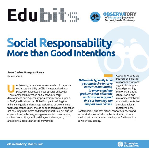 Edu bits Social Responsability