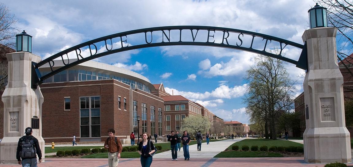Purdue University in West Lafayette, Ind.