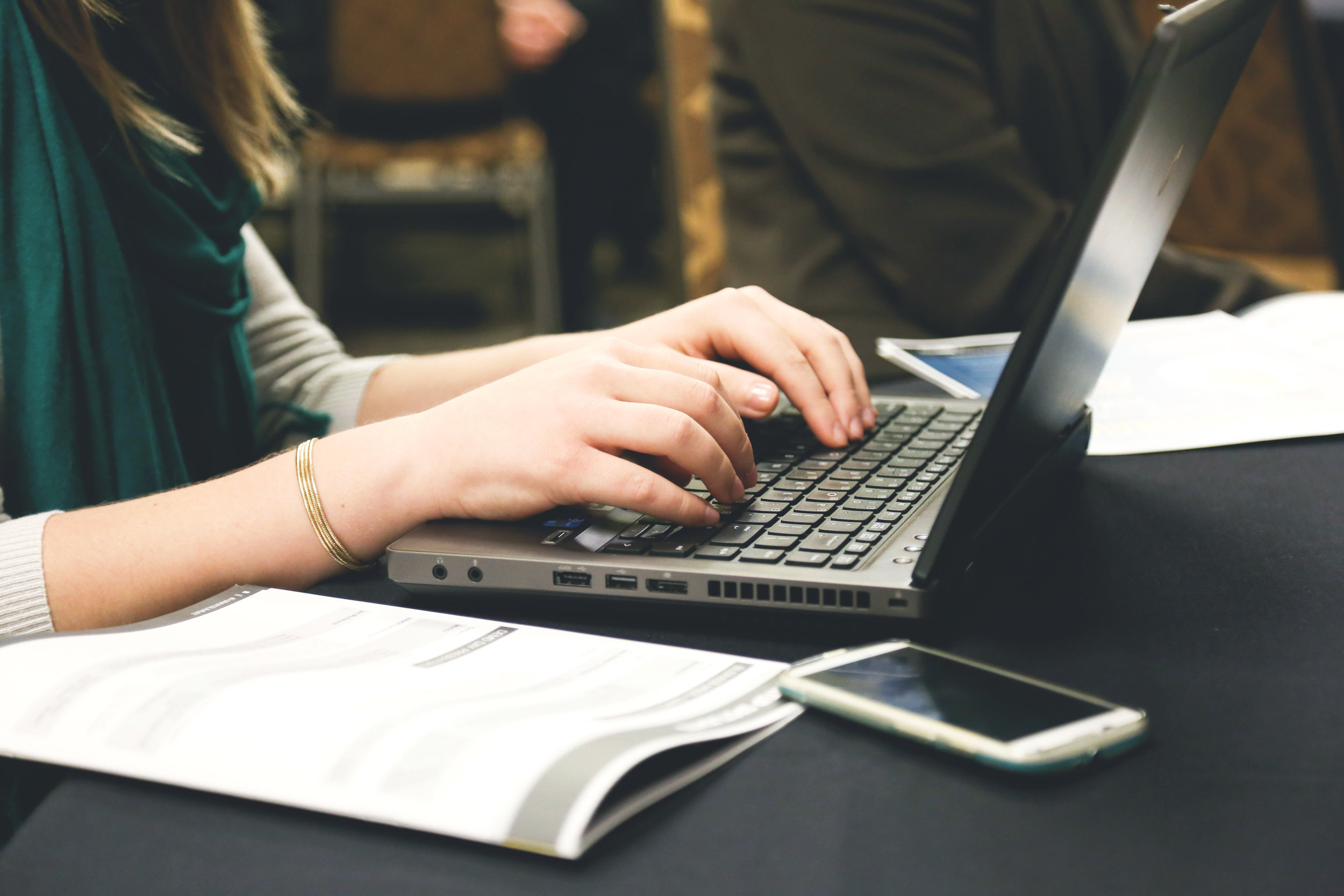 A new survey reveals that fully-online students want more interaction with classmates and instructors. -