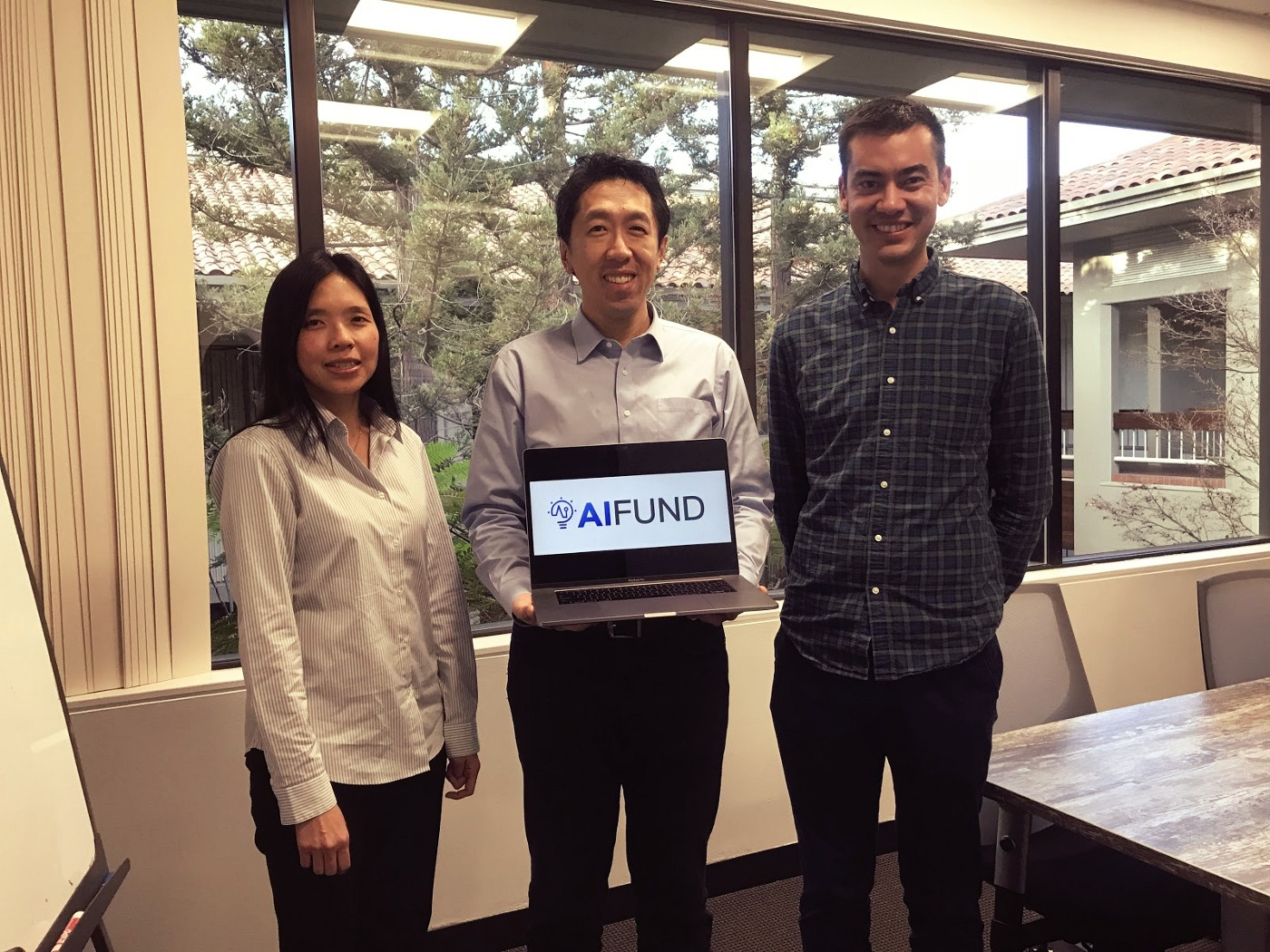The AI guru announced the formation of a startups incubator with the aim of building transforming companies and improving human life. - Photo: Andrew Ng.